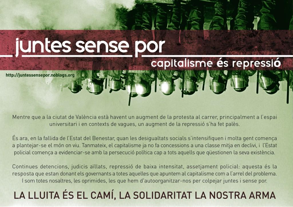 Campanya contra la repressió